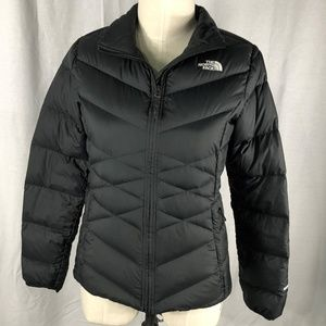The North Face M Black Goose Down Puffer Jacket